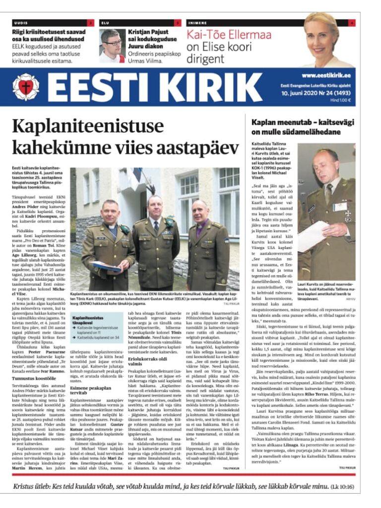 Eesti Kirik 10.06.2020
